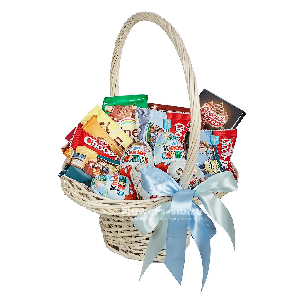 Подарочные корзины - Счастливый Подарок